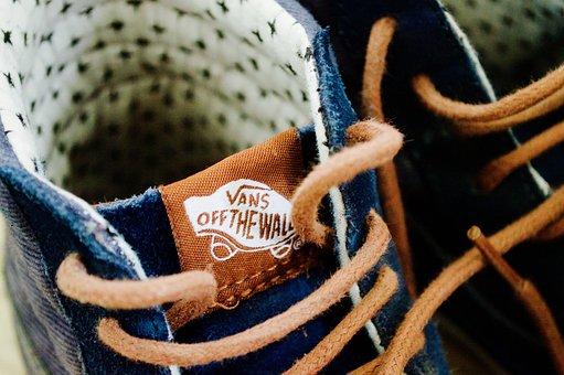 Close-up, Footwear, Laces, Shoe, Vans