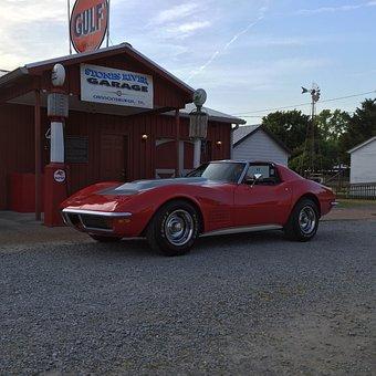 Stingray, Corvette, 72corvette, Sportscar