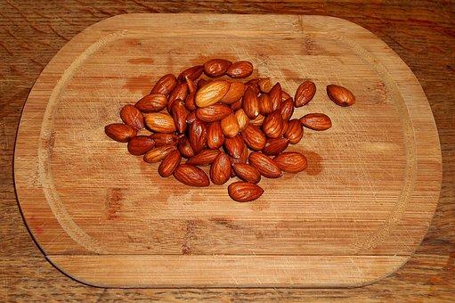 Almonds, Easter, Mazurkas, Almond, Kitchen, Burning