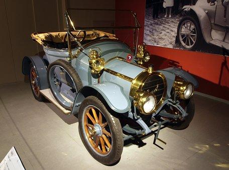 Eijsink 1912, Car, Automobile, Vehicle, Motor Vehicle