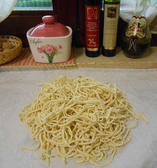 Pasta, Fresh Pasta, Homemade, Kitchen, Cuisine, Ragu