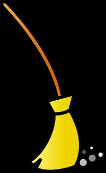 Broom, Clean, Icon, Sweep