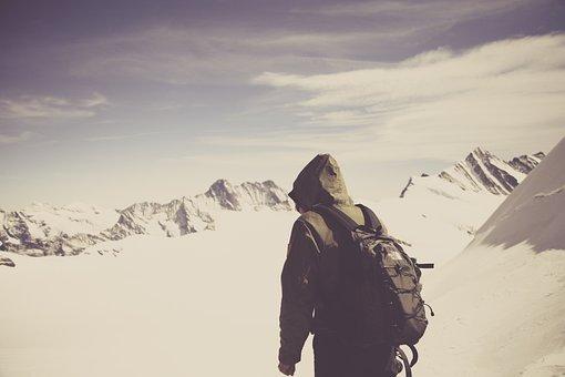 Jungfraujoch, Summit, Mountain, Solid, Mountains