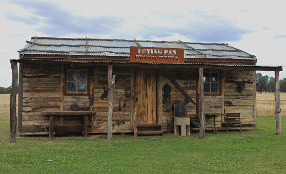 Outback Shed, Man Cave, Australia, Outback, Timber Shed