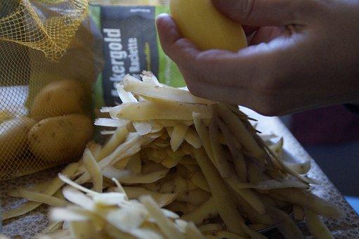 Peel Potatoes, Peel, Cook, Kitchen, Potato Peeler