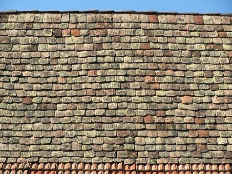 Obere Haupstr, Hockenheim, Tiled Roof, Plain Tile