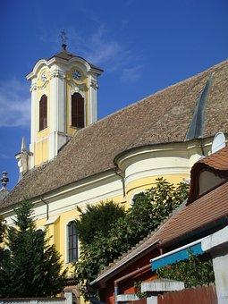 Church, St Johannis, Szentendre, Roman Catholic