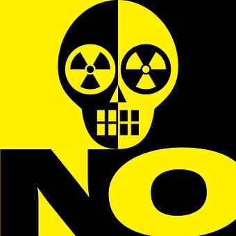 Radioactive, Toxic, Poison, Danger, Warning, Death