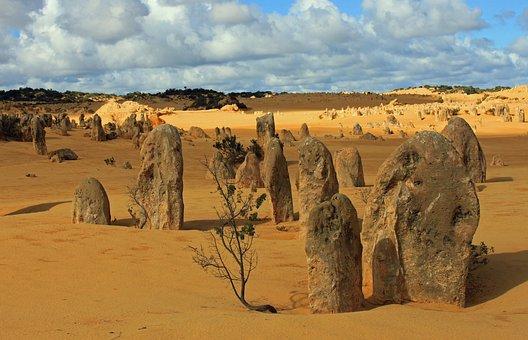 Pinnacles, Stones, Westcoast, Australia