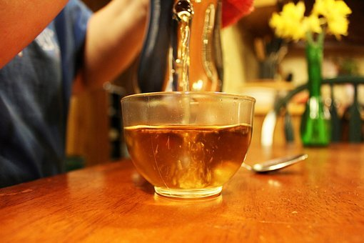 Pouring, Tea, Bar, Beverage, Cup, Coffee, Cafe