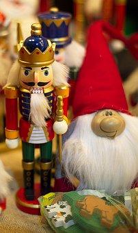 Nutcracker, Wood, Fig, Christmas, Christmas Market