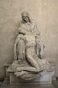 Italy, Florence, Sculpture