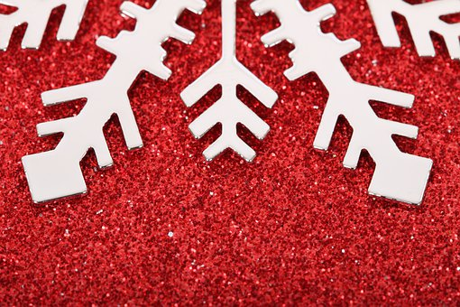 Christmas, Cold, Decoration, Flake, Glitter, Ice, Macro