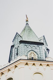 Tower, Lublin, Lubelskie, The Cathedral, East