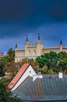 Castle, Lublin, Lubelskie, Monument, Poland