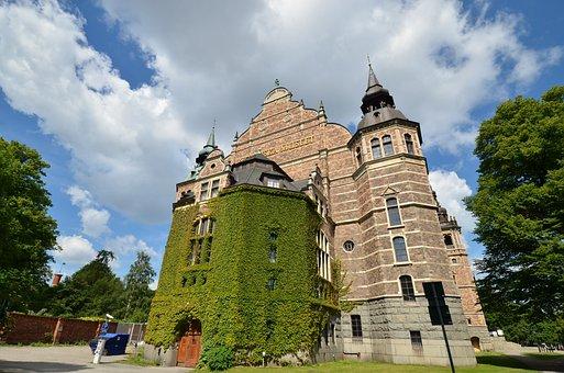 Nordic Museum, Building, Stockholm, Sweden, Djurgarden