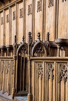 Rothenburg Of The Deaf, Santa Jacob, Choir Stalls