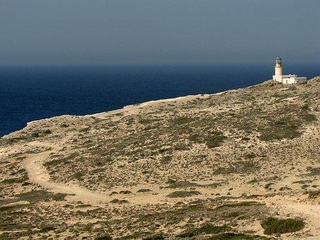 Lighthouse, Structure, Sea, Sky, Navigation, Coastline