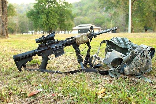 Army, Conflict, Weapon, War, Gun, Battle, Soldier