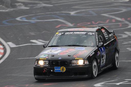 Bmw, Auto, Sports Car, Vehicle, Nordschleife, 24