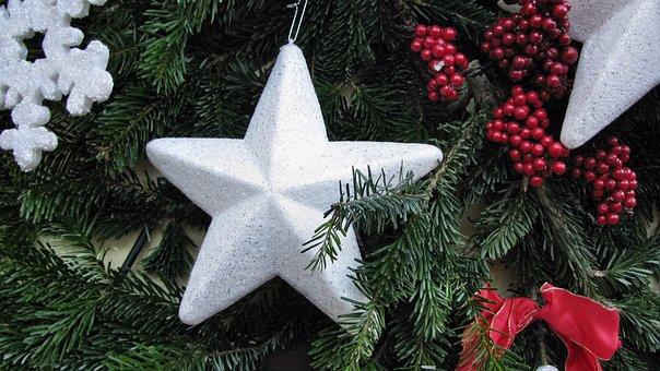 Christmas, Advent, Star, Christmas Decoration, Green