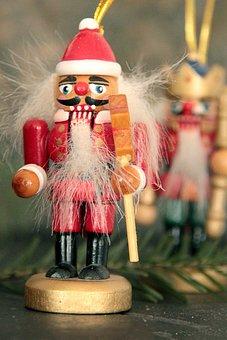 Nutcracker, Christmas, Advent, Decoration