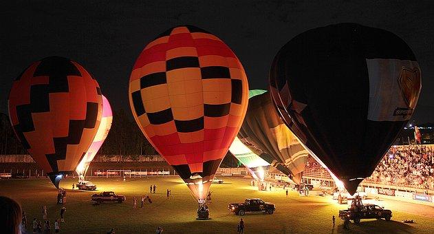 Air, Balloon, Balão, Ar, Quente, Hot Air Balloon, Hot