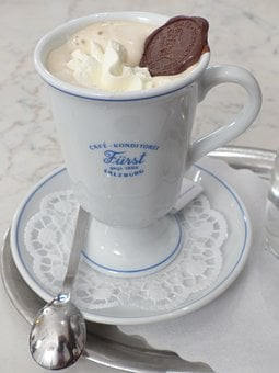 Hot Chocolate, Drink, Coffee, Coffee Cup, Cup, Cream