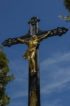 Crucifix, Cross, Jesus, Religion, Faith, Christian