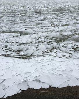 Ice, Winter, Coast, Frozen, Outdoor, Frost, Nature