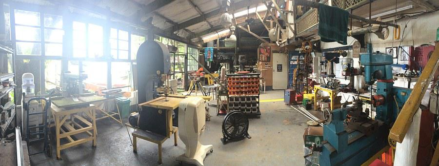 Mechanical Engineering, Mechanical Shop, Mechanical