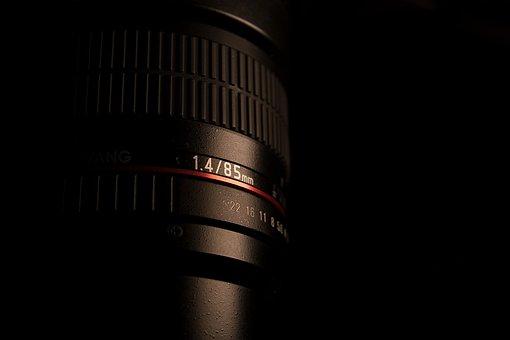 Photo Lens, Objective, Lens, Photo, Photographic, Focus