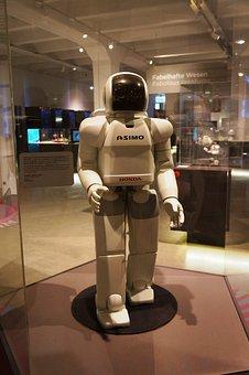 Robot, Technology, Human, Machine, Exhibition