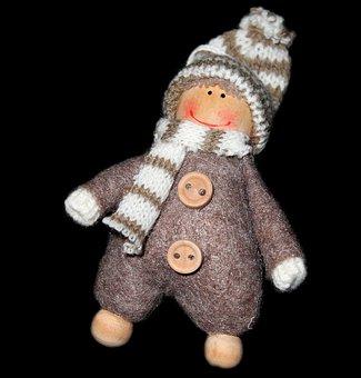 Pixie, Doll, Christmas, Garnish, Toys