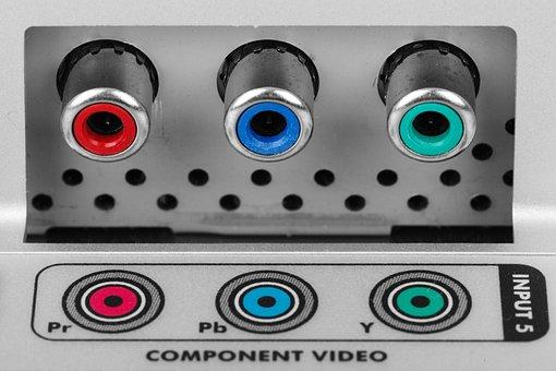Audio, Blue, Cable, Communication, Component, Computer
