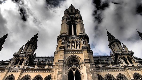 Vienna, City Trip, Places Of Interest, Town Hall