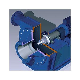 Turbo Blower, Turbo Compressor, Fima