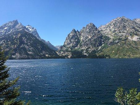 Grand Teton, Greatest Cargoes, Mountain, National Park