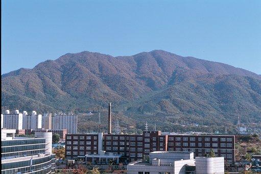 Geomdan Mountain, Hanam City, Hanam City Hall
