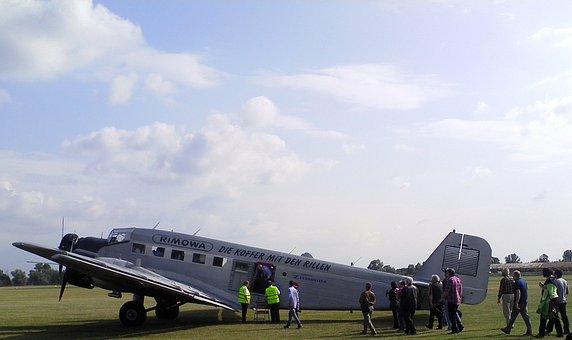 Ju, 52, Aviation, Aircraft