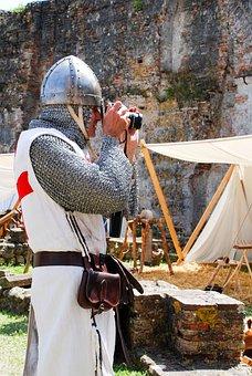 Event, Character, Templar, Knight, Crusader, Medieval