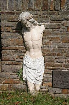 Christ, Kobern Germany, Stations Of The Cross