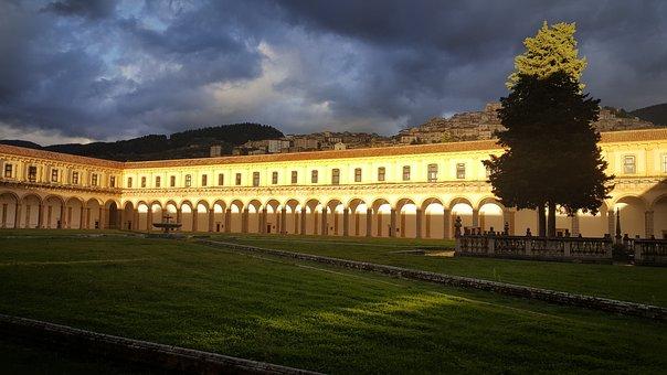 Chartreuse, Saint Lawrence, Padula, Salerno