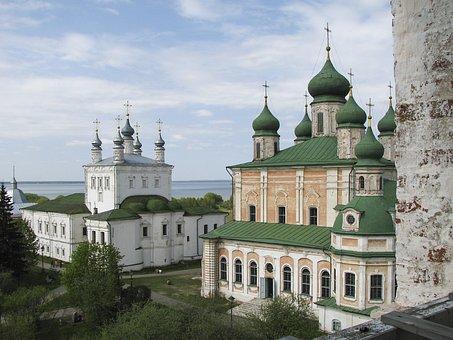 Russia, Antiquity, Architecture, City, Pereslavl