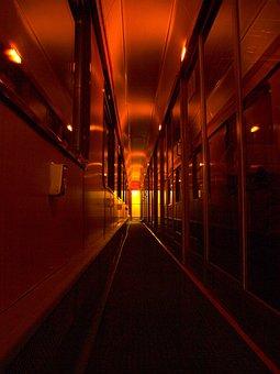 Night Train, Sleeping Car, Floor, Floor Sleeping Car