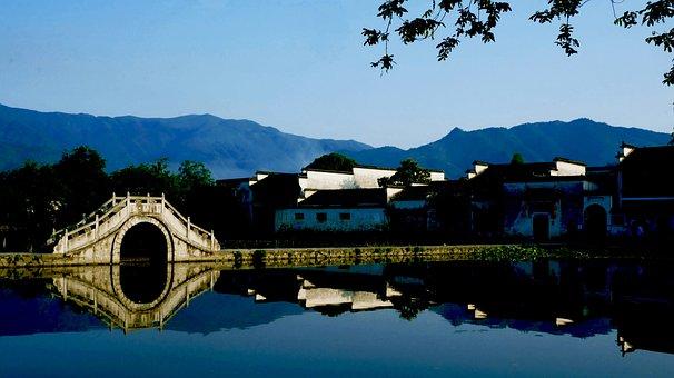 Travel, Hongcun Village, Huangshan