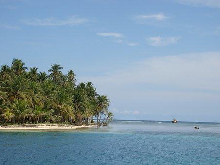 Panama, Central America, Archipelago, San Blas, Kuna