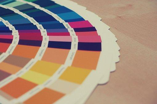 Colors, Colours, Swatch