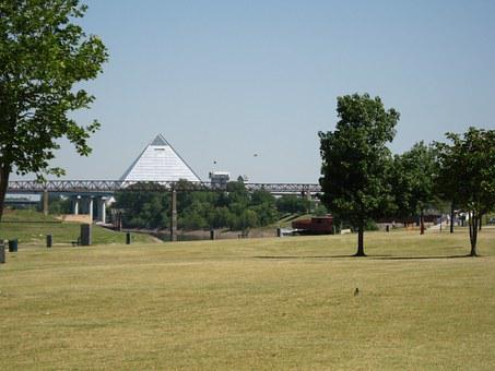 Memphis, Tennessee, Scenery, Tom Lee Park