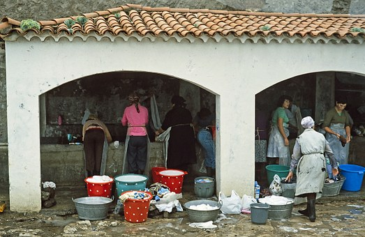 Wash, Laundry Day, Women, Vat, Laundry, Turkey